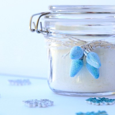 HANDMADE HOLIDAYS: MILK BATH RECIPE