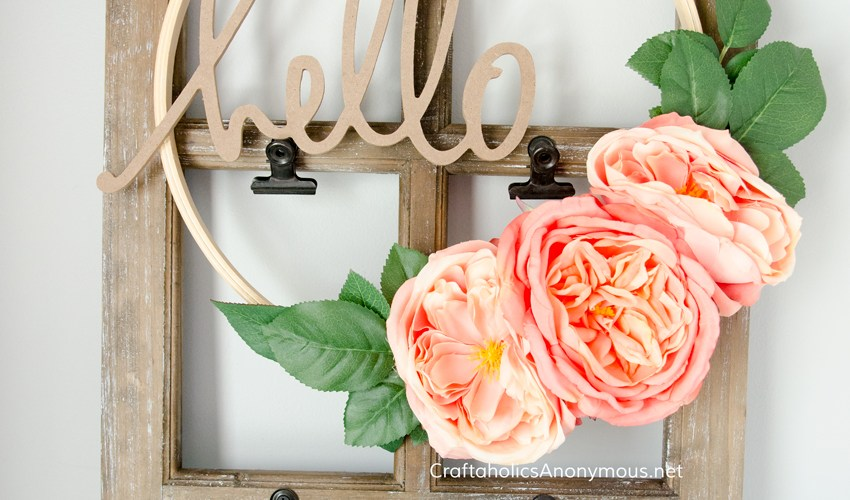 SIMPLE DIY FLORAL DECOR FOR YOUR HOME