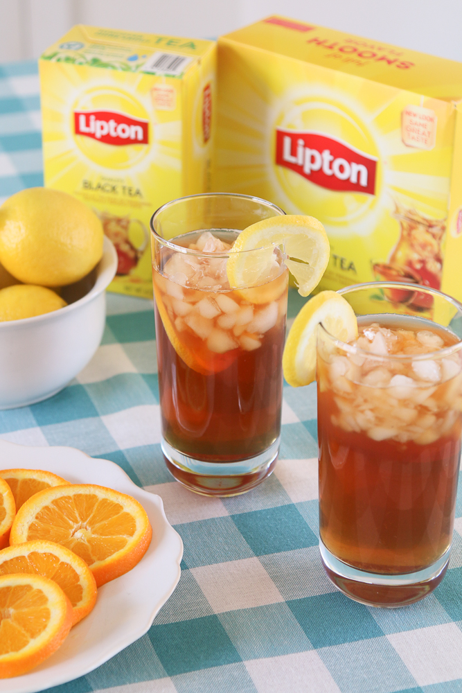 Iced tea is the perfect warm weather drink! I will show you how to make my basic iced tea recipe. It is homemade, unsweetened and delicious! MY BASIC ICED TEA RECIPE