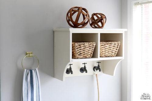 Wondrous How To Make Diy Bathroom Shelves A Fresh Squeezed Life Download Free Architecture Designs Scobabritishbridgeorg