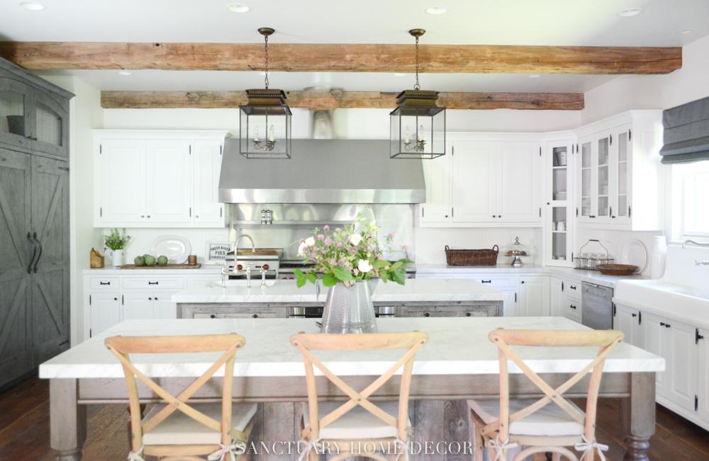Beautiful Farmhouse Kitchen Decorating Ideas A Fresh Squeezed Life