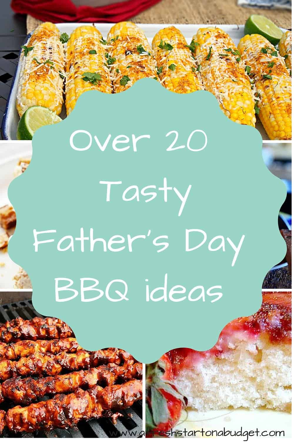 Over 20 Tasty Father's Day BBQ ideas