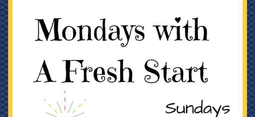 Motivational Monday Blogger linkup #134