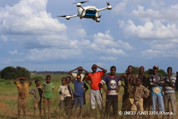 UNICEF DRONE 2