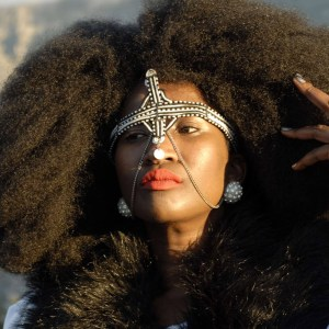 Vuyo our African Queen shares her love affair with life