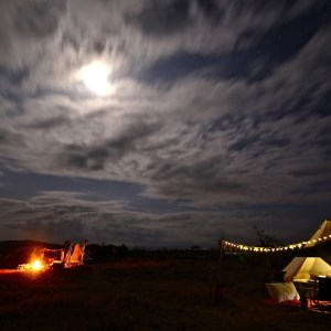 Off the Grid Glamping in Kenya