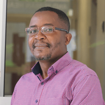 Dr Moses Azong Cho Research Group Leader, Precision Agriculture, CSIR