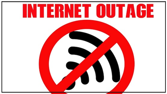 Internet outage hits the globe, biggest websites go down -Error 503