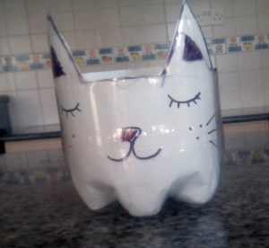 to finished pot