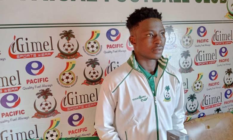 King Faisal teenage sensation Zubairu Ibrahim eyes double figures in Ghana Premier League - Footballghana