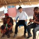 [ガーナ再訪記29]デフィメ村再訪 ~受け継がれる伝統文化