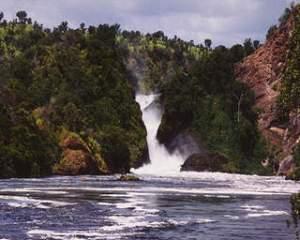 Boat Cruise Safari Murchison Falls Nationals Park