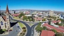 Windhoek City Of Faces Cgtn Africa