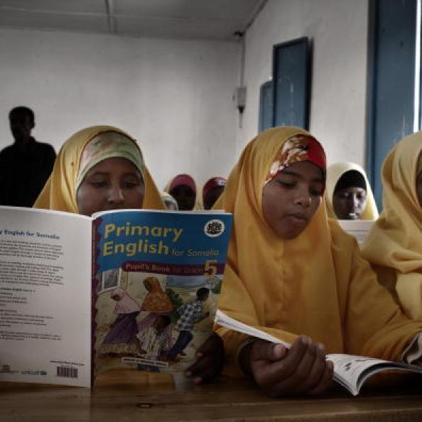 UNICEF secures 2.9 million USD to bolster education in northern Somalia |  CGTN Africa