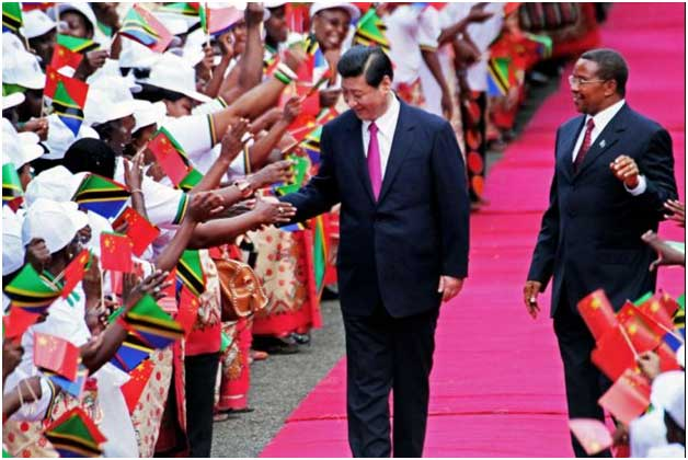 China's Africa Alliance