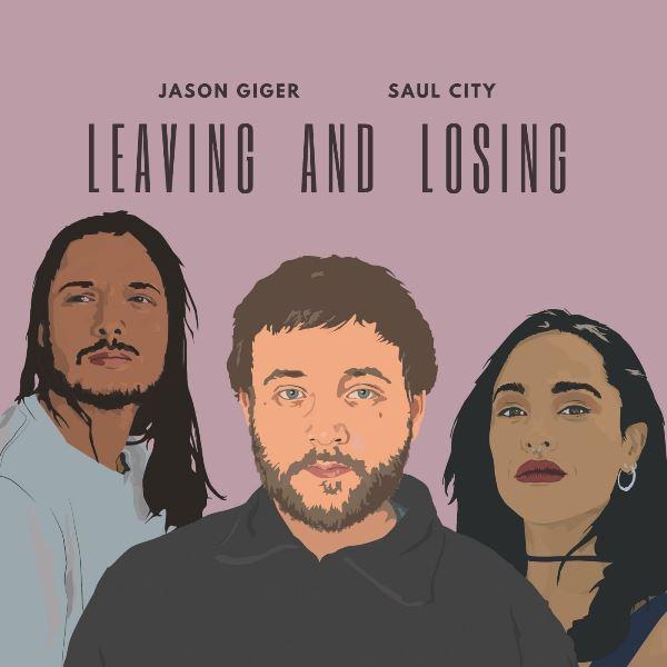 Saul City and Jason Giger