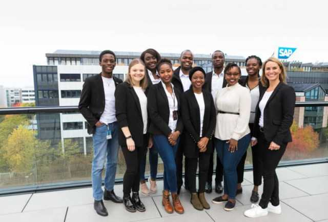 Young African Professionals