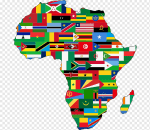 Africa's Flags