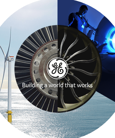 GE building a world that works
