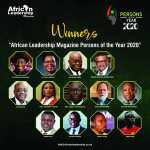 Breaking: WHO DG, Tedros Ghebreyesus, Ghana's President, Akufo-Addo, Mo Ibrahim, Graca Machel, Others, Emerge Winners In The ALM Persons Of The Year 2020 Awards