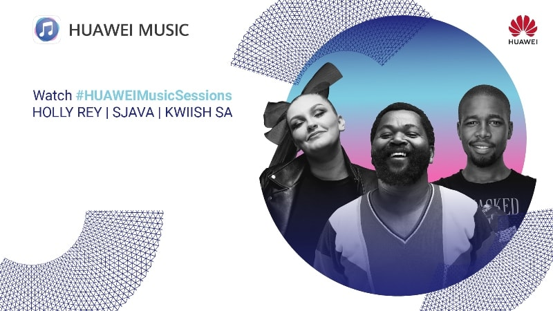 HUAWEI Music Session