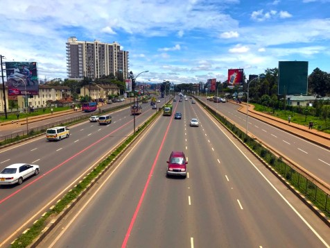 Thika Road today
