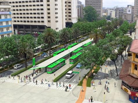 BRT Nairobi