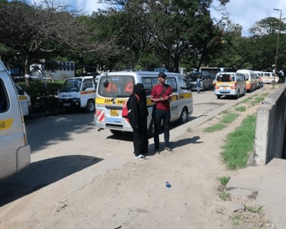 Mombasa, surveys