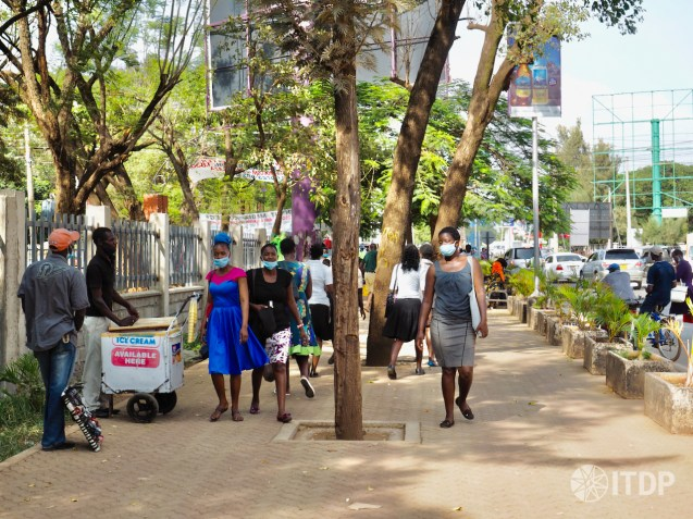 Kisumu footpaths