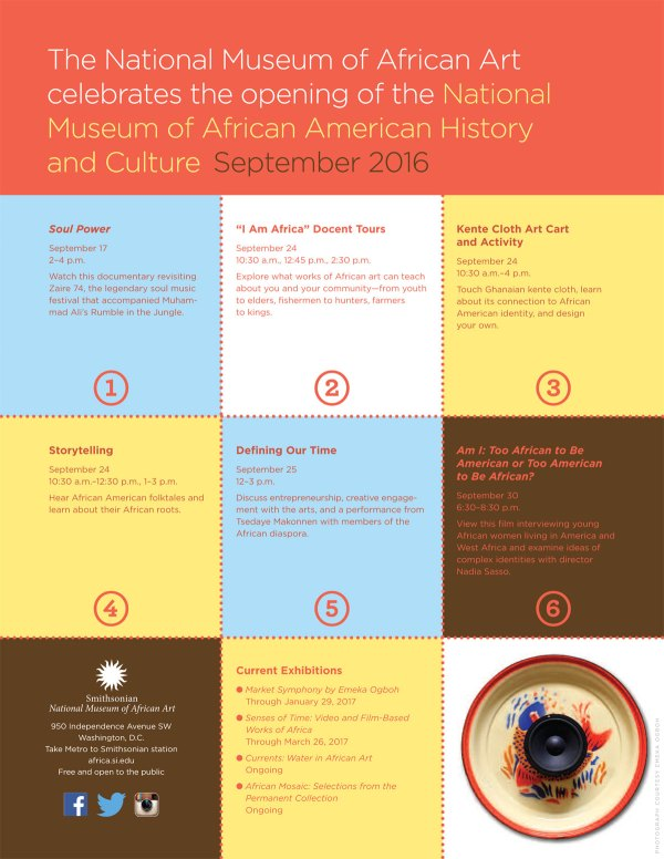 National Museum Of African Art - Smithsonian Institution