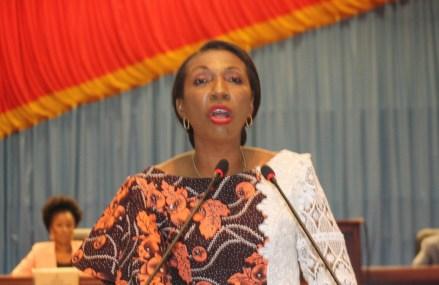 RDC: Jeanine Mabunda entame les préparatifs  pour la convocation de la session extraordinaire à l'assemblée nationale