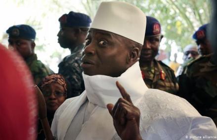 Gambie: arrestation des militaires ayant  commis des violations graves des droits de l'homme sous le magistère de l'ex chef de l'État