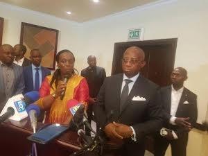 La RDC et le Rwanda veulent instaurer des mécanismes pour réduire les risques de propagation d'Ebola