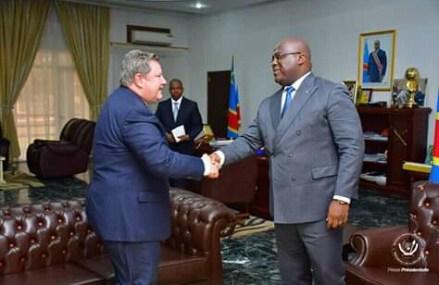 Diplomatie: les USA soutiennent positivement l'action de la RDC(ambassadeur)
