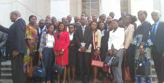 RDC/Administration Publique : Michel Bogongo  lance la  formation des 1000 jeunes professionnels