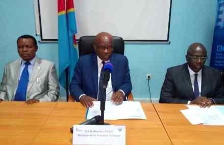 Sur le pas du chef de l'Etat: Michel Bongongo s'engage d'avantage dans la lutte contre la corruption dans l'administration publique