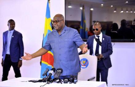 Tueries de Beni : Félix Tshisekedi instruit l'Etat-major des FARDC à « mettre fin à cet état de chose