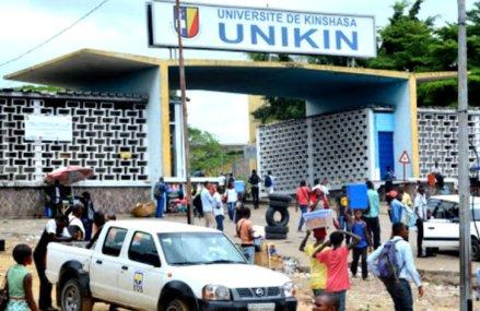 Grève à l'UNIKIN : les étudiants « pénalisés » appellent le gouvernement à répondre aux revendications des professeurs