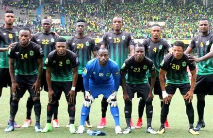 CAF-C1: Vita Club  tombe en Algérie devant JSK