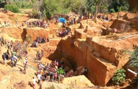 Intempéries au Kongo Central : 10 morts dans un éboulement à Mbanza Ngungu