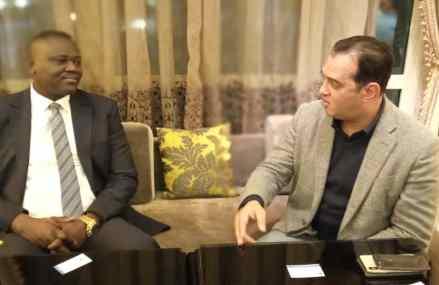 RDC : Abordant la vision de la gratuité de l'enseignement prônée par le président Tshisekedi, Augustin Kibassa plaide auprès des Egyptiens la transformation digitale du système éducatif congolais