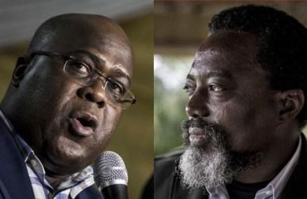 RDC : Félix Tshisekedi prévient ses alliés du FCC de Kabila à Londres » si je veux encore constater cette crise, il y aura dissolution de l'Assemblée nationale»