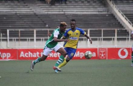 LINAFOOT : Dcmp bat Lupopo (4-1) et se lance dans le trio du classement