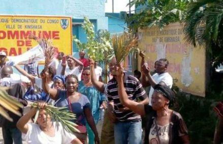 Kinshasa: Des activités paralysées à Ngaliema, les militants de l'UDPS réclament la réhabilitation du bourgmestre suspendu
