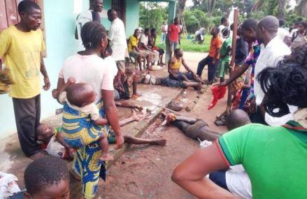 RDC : une forte tension à Yumbi, un bureau de l'État scellé par la population qui rejette les nouvelles nominations du gouvernement de la République
