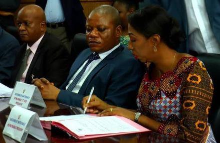 RDC: Kabund accuse réception de la lettre de Mabunda portant «sur sa destitution» et regrette que tout s'est déroulé à son absence