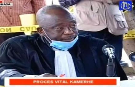 Procès Kamerhe en RDC: Juge Yanyi est mort suite à l'empoisonnement ( rapport)