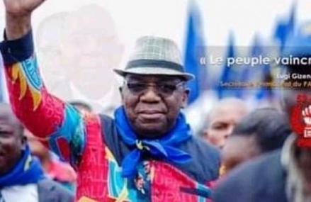 RDC- PALU: Après Antoine Gizenga, son fils Lugi Gizenga est mort ce mardi à Kinshasa