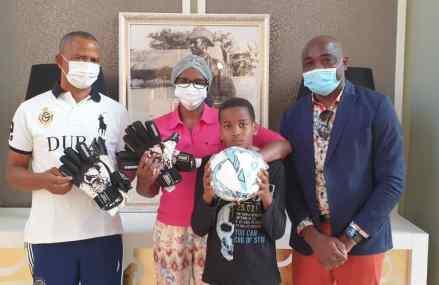 RDC-Foot: Robert Kidiaba lance sa marque d'équipements