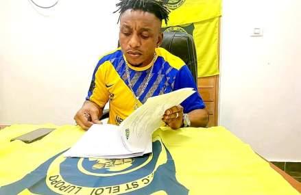Mercato-Congolais: Matampi Vumi Ley Signe chez Lupopo
